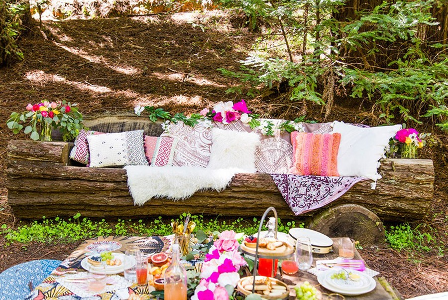 BOHO BRIDAL PARTY boho-bridal-shower