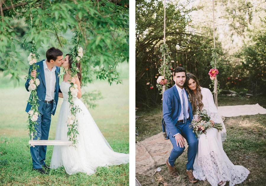 COLUMPIOS DE FLORES columpios-boda