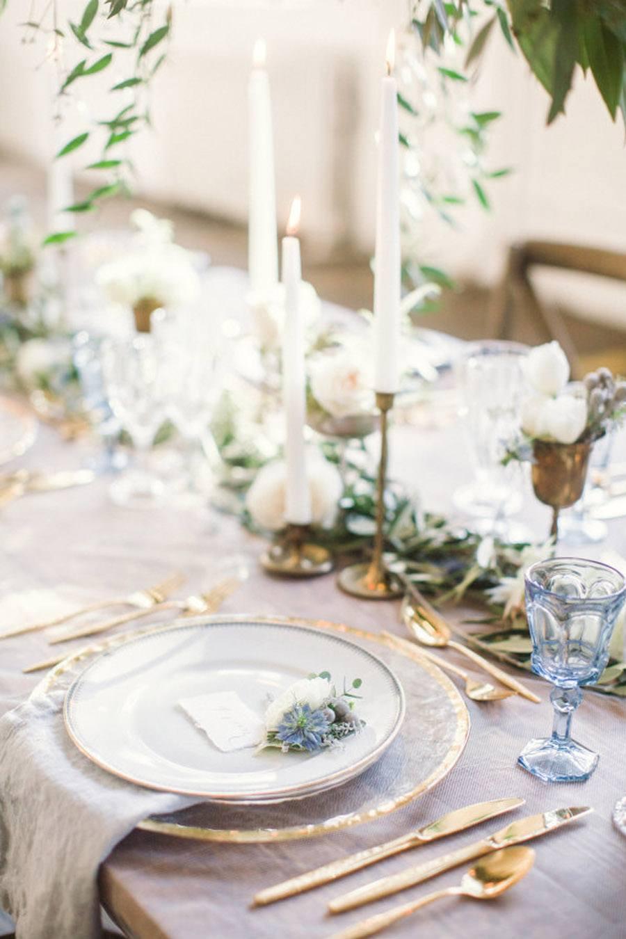 cuberter a dorada para tu boda blog de bodas de una boda