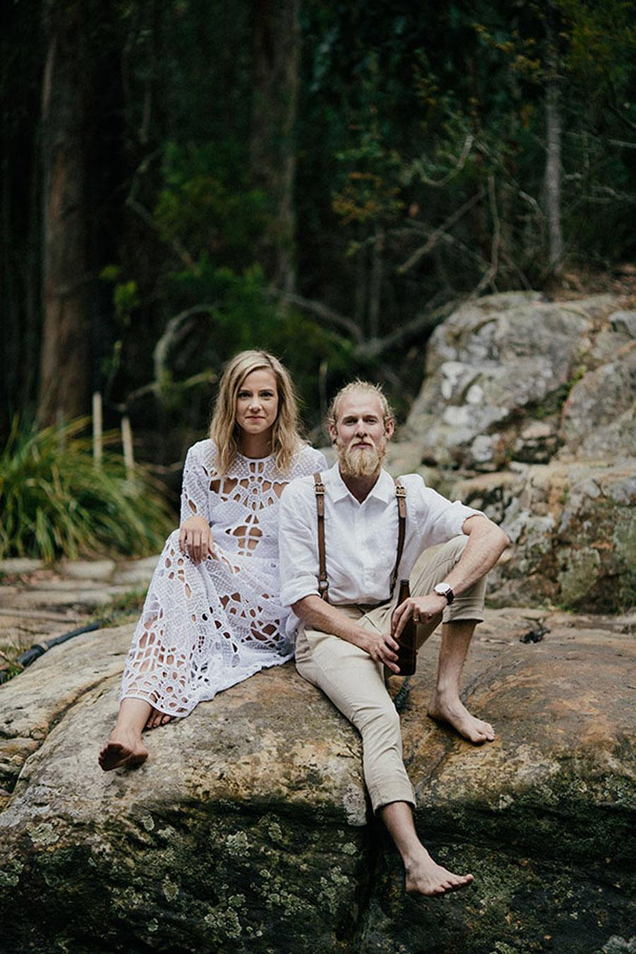 KAT & MICHAEL: UNA BODA JUNTO AL RÍO fotos-boda