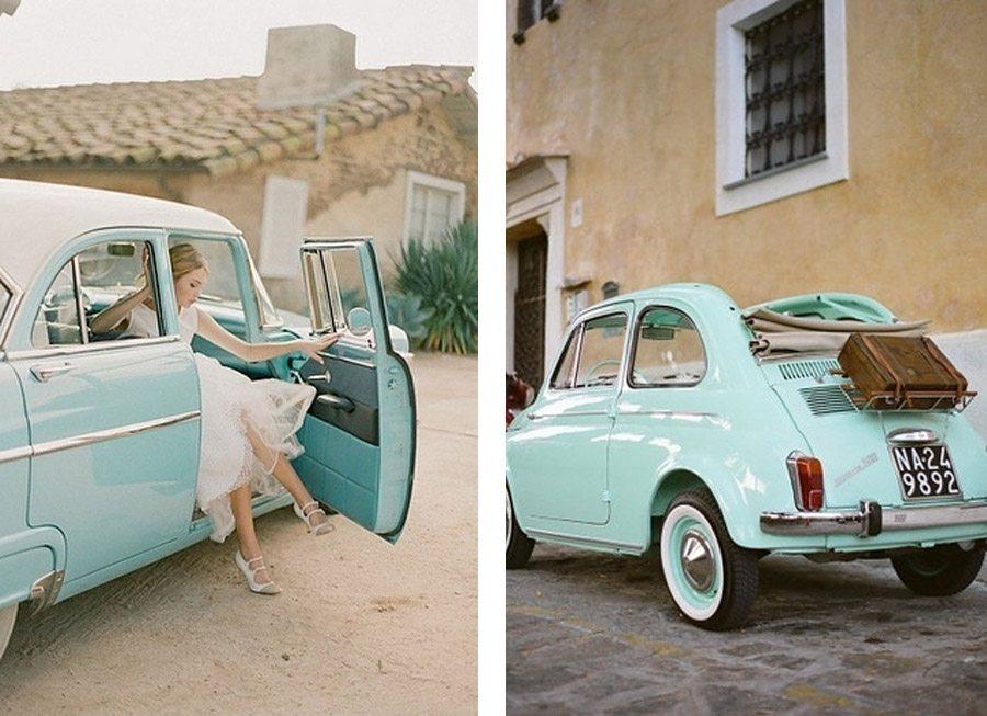 LLEGAR A TU BODA EN UN 600 seiscientos-coches-boda