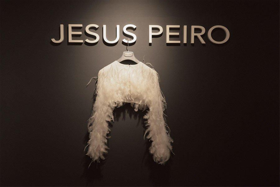 AVANCE DE LA NUEVA COLECCION PARA NOVIAS DE JESUS PEIRO complementos-jesus-peiro