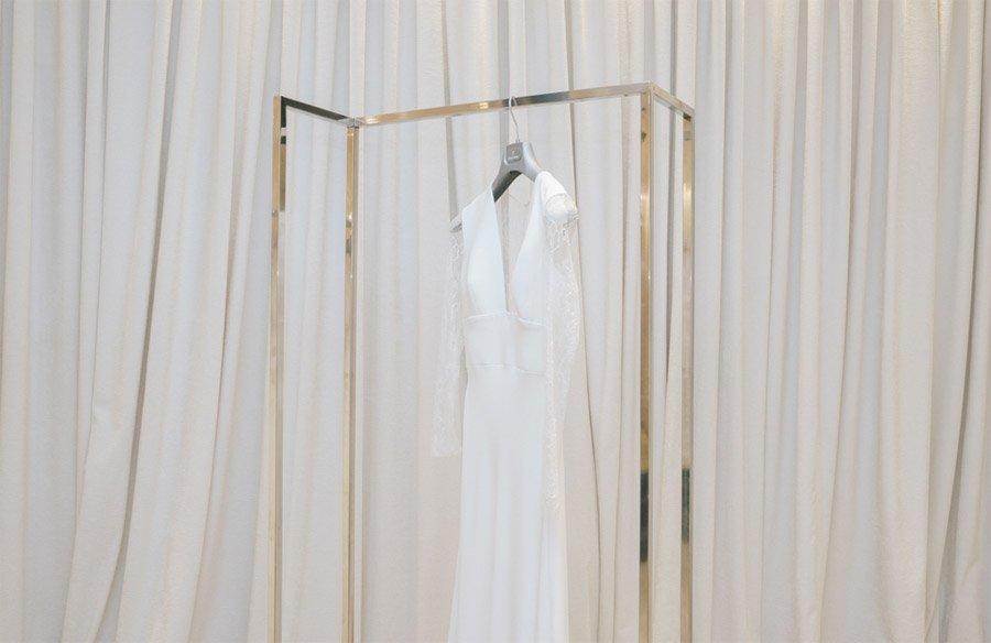 AVANCE DE LA NUEVA COLECCION PARA NOVIAS DE JESUS PEIRO vestido-novia-peiro