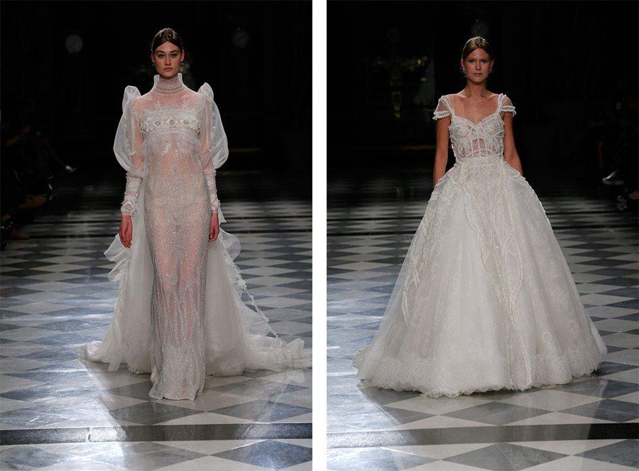 DESFILE YOLAN CRIS HAUTE COUTURE 2018 couture-yolancris