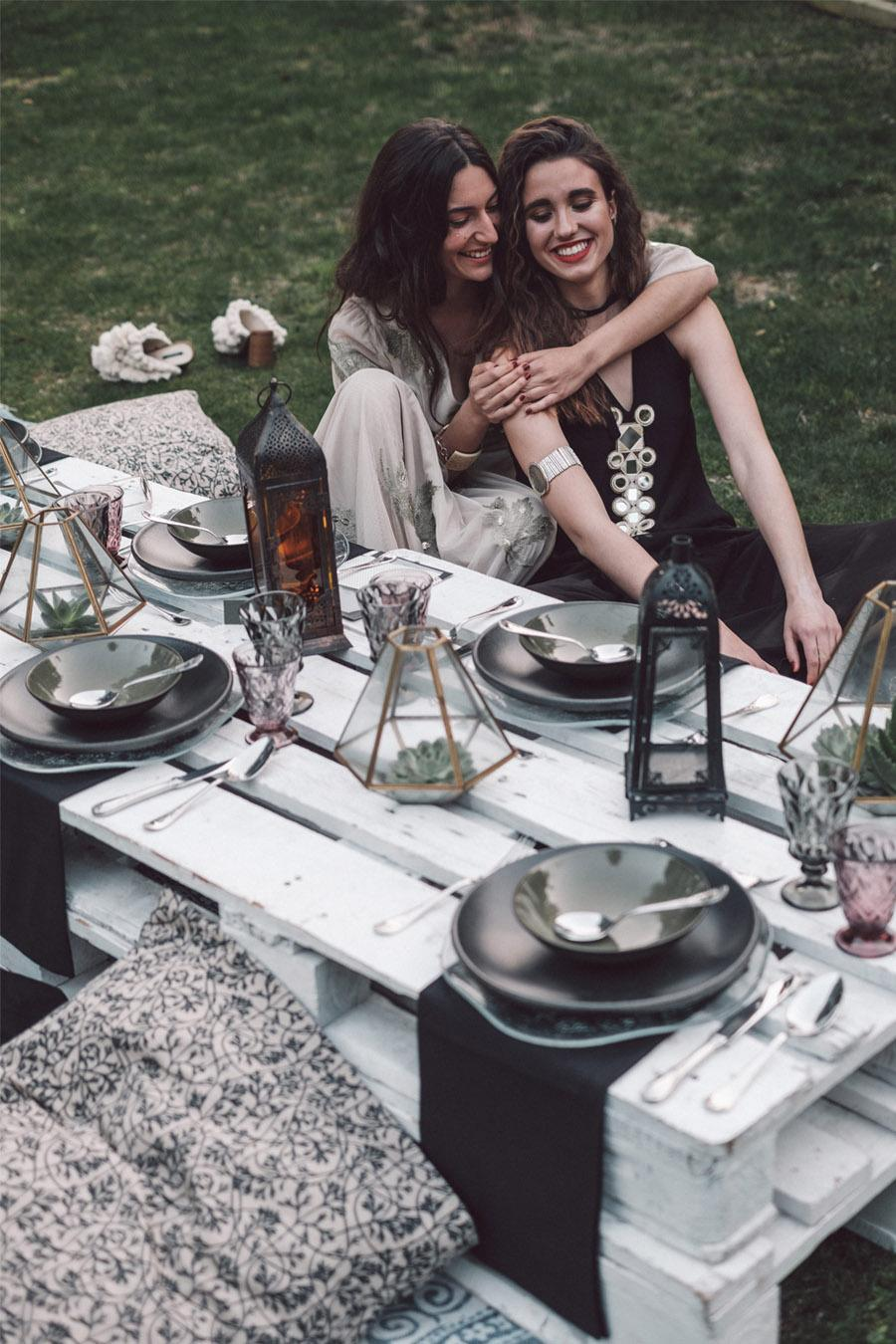 INSPIRACIÓN PARA NOVIAS MILLENNIALS novias-boho
