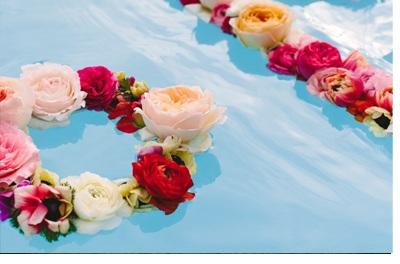 DECORACIÓN DE PISCINAS piscina-boda