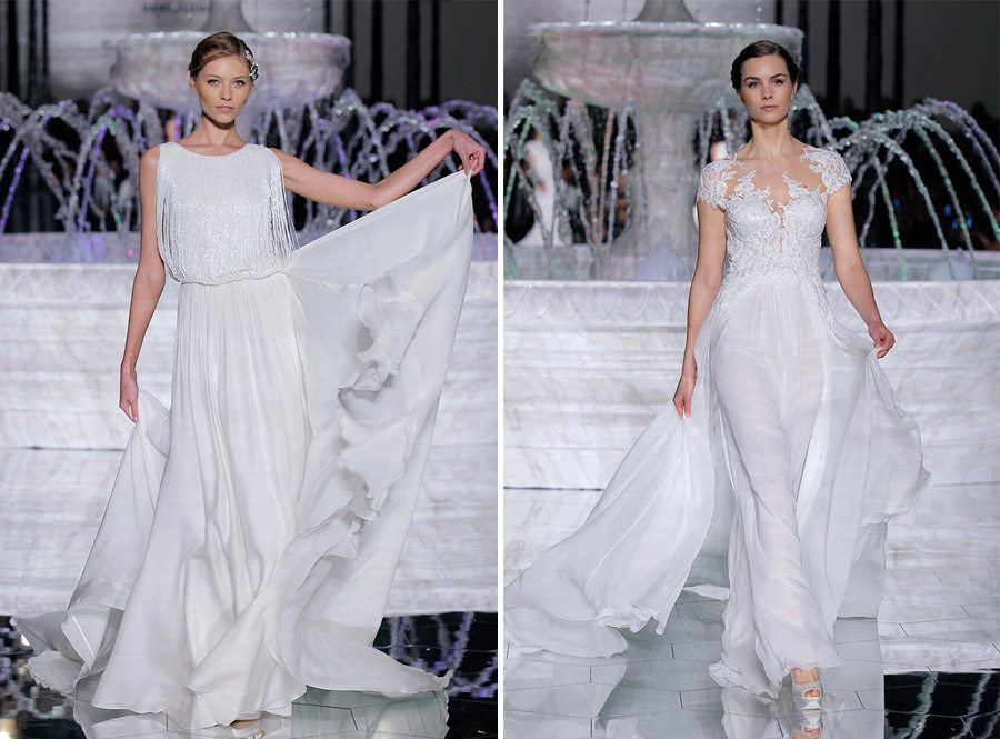NUEVA COLECCIÓN ATELIER PRONOVIAS 2018 WISH pronovias-vestidos-novia