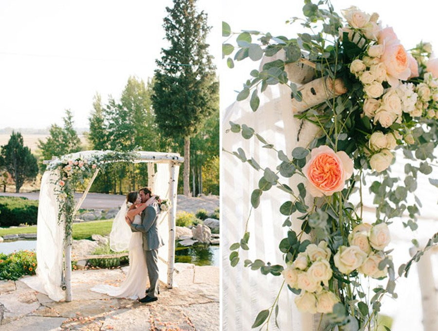 BODA EN UN RANCHO rustic-boda