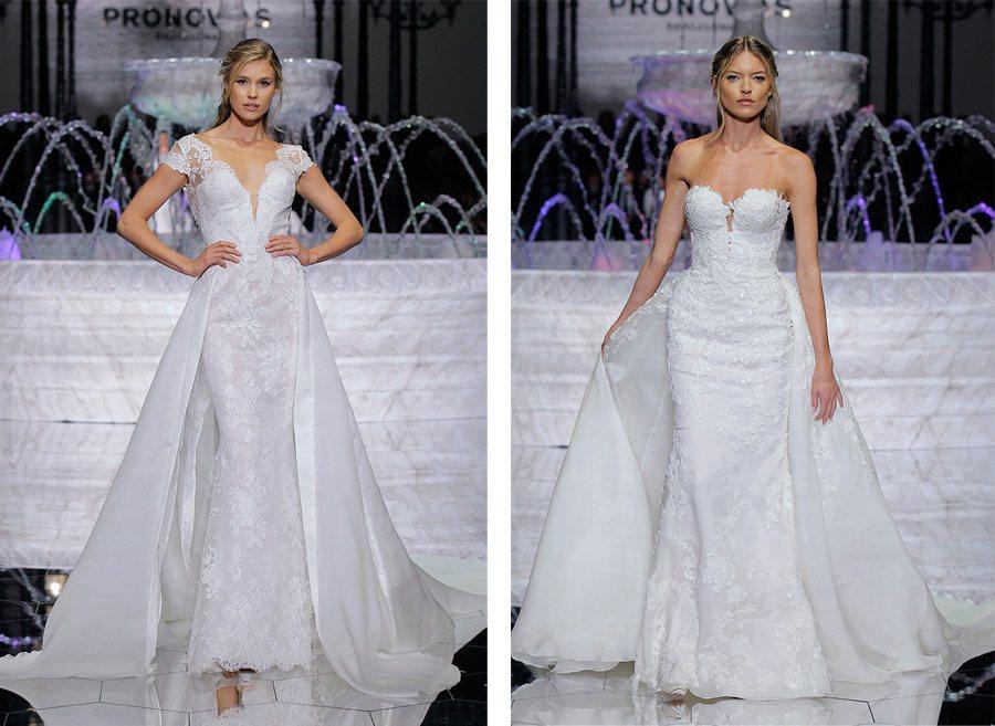 NUEVA COLECCIÓN ATELIER PRONOVIAS 2018 WISH vestidos-novia-pronovias