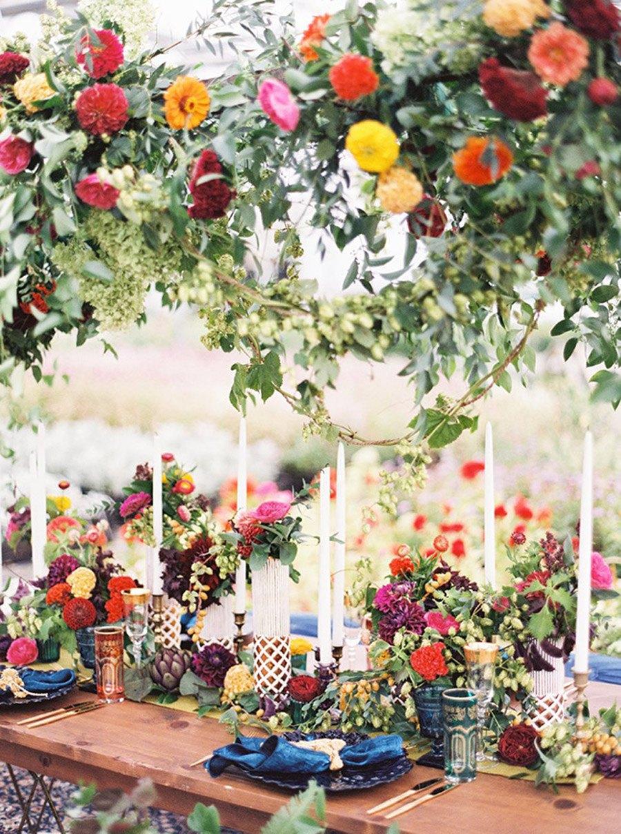 TENDENCIA: VASOS DE COLORES vasos-boda-colores