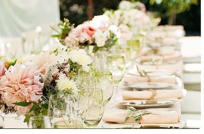 TENDENCIA: VASOS DE COLORES vasos-colores-boda