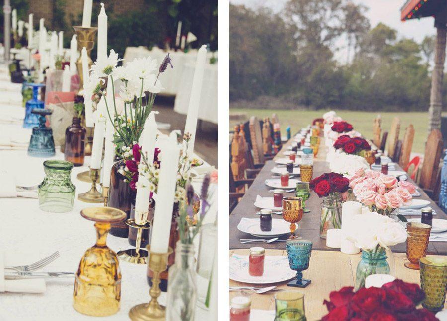 TENDENCIA: VASOS DE COLORES vasos-de-colores-bodas