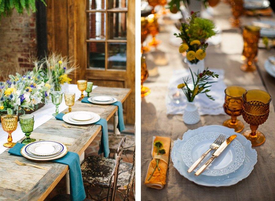 TENDENCIA: VASOS DE COLORES vasos-de-colores-para-boda