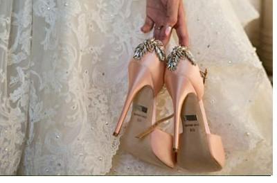 ZAPATOS DE NOVIA CON COLOR zapato-color