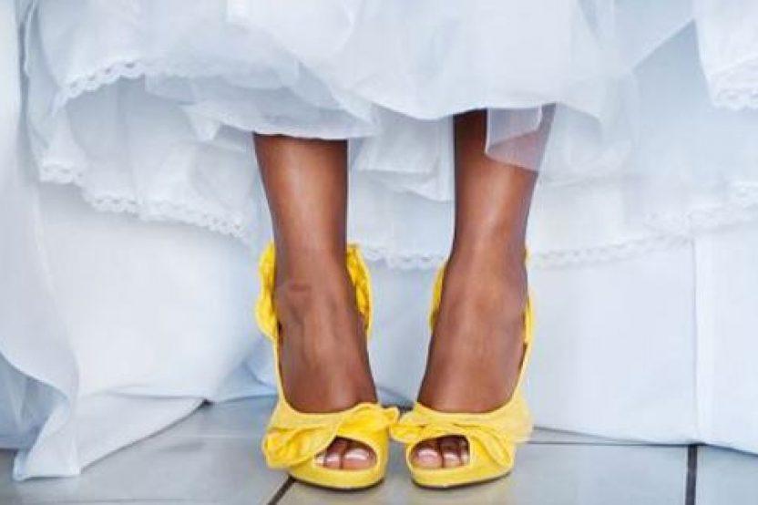 1efac8f3 ZAPATOS DE NOVIA CON COLOR - Blog de bodas de Una Boda Original