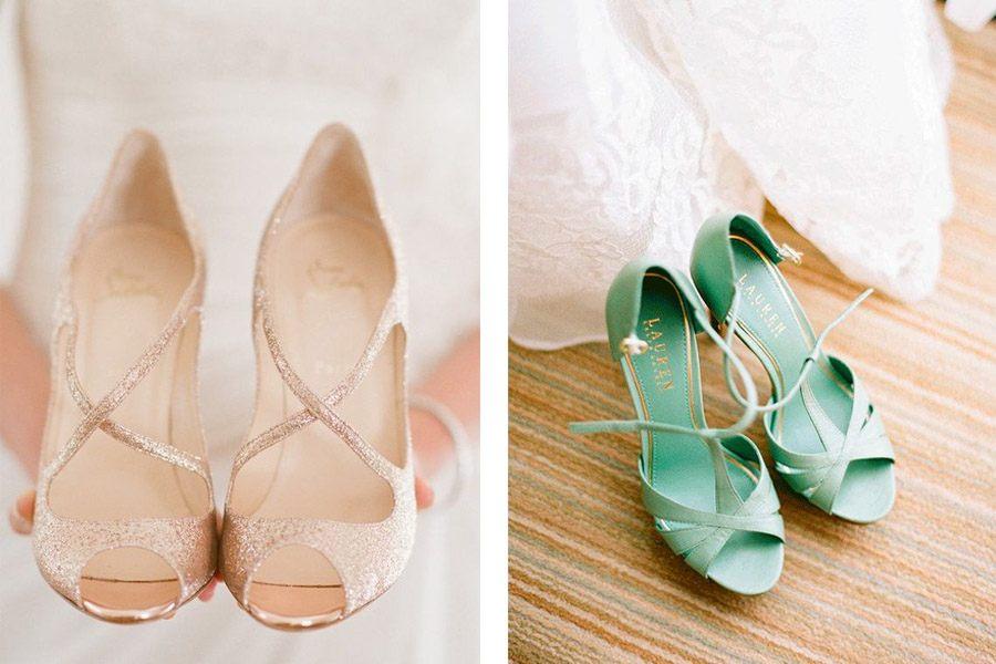 ZAPATOS DE NOVIA CON COLOR zapatos-colores