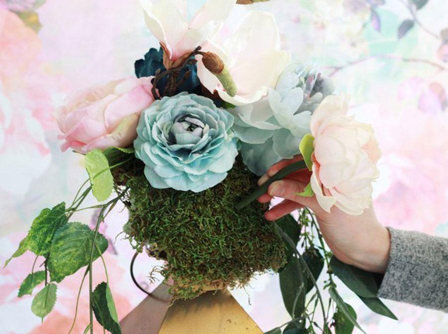 DIY: FAROL CON FLORES farol-flores-diy