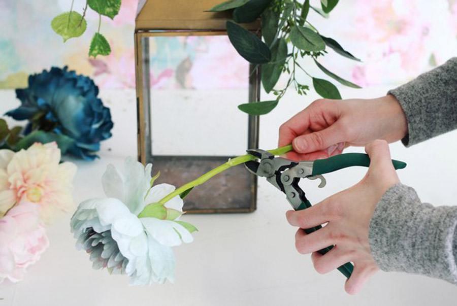 DIY: FAROL CON FLORES tutorial-farol-flores