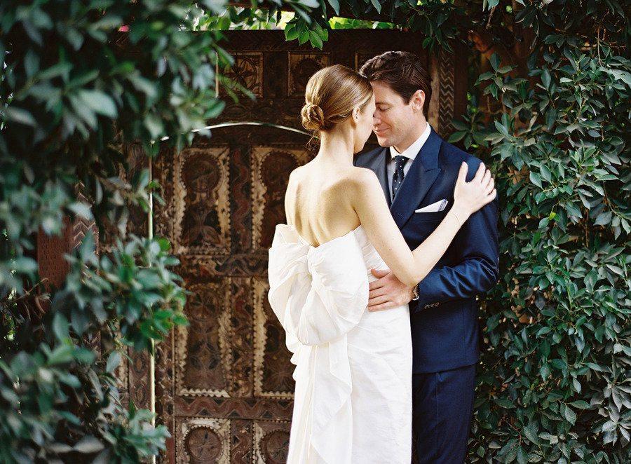 LA NOVIA DEL LAZO BLANCO bodas-naturales