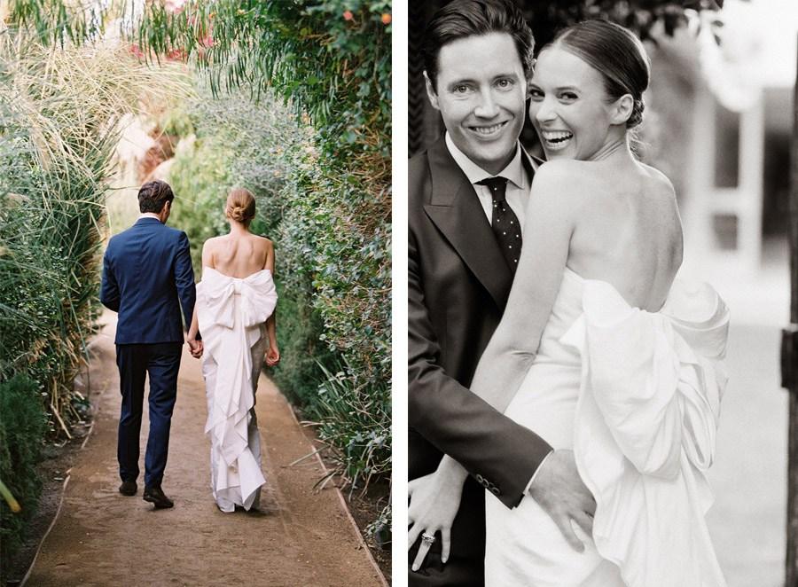 LA NOVIA DEL LAZO BLANCO bodas-reales