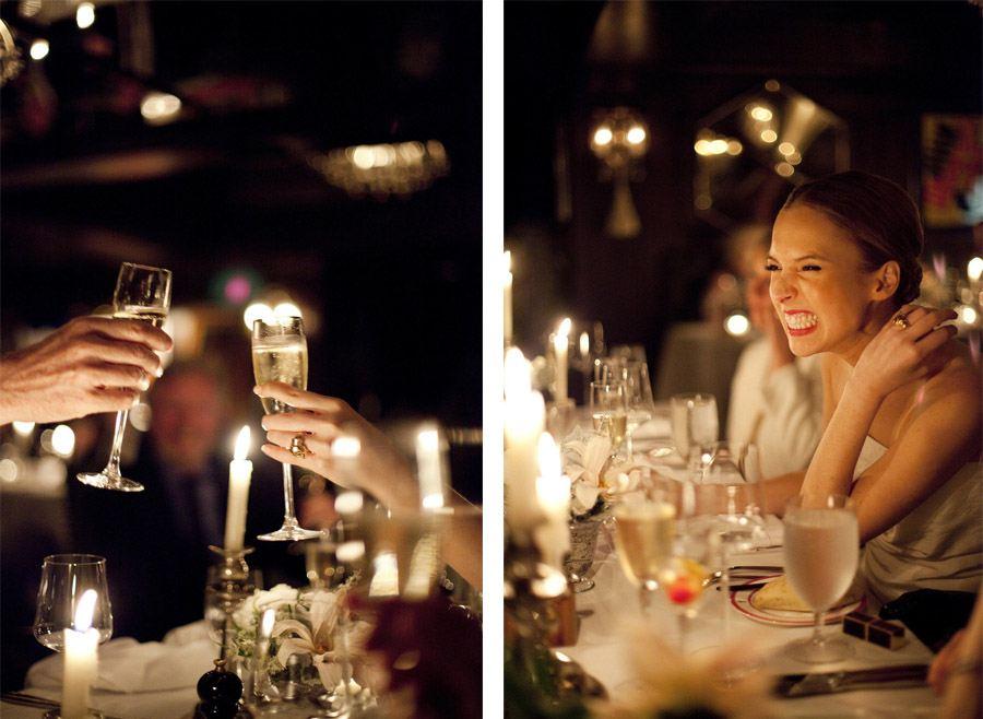 LA NOVIA DEL LAZO BLANCO cena-boda