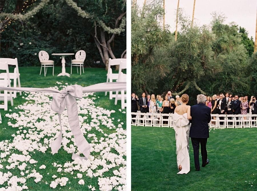 LA NOVIA DEL LAZO BLANCO ceremonia-boda