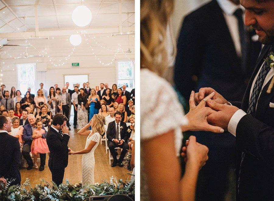 LAURA & BRICE: FELICIDAD alianzas-boda