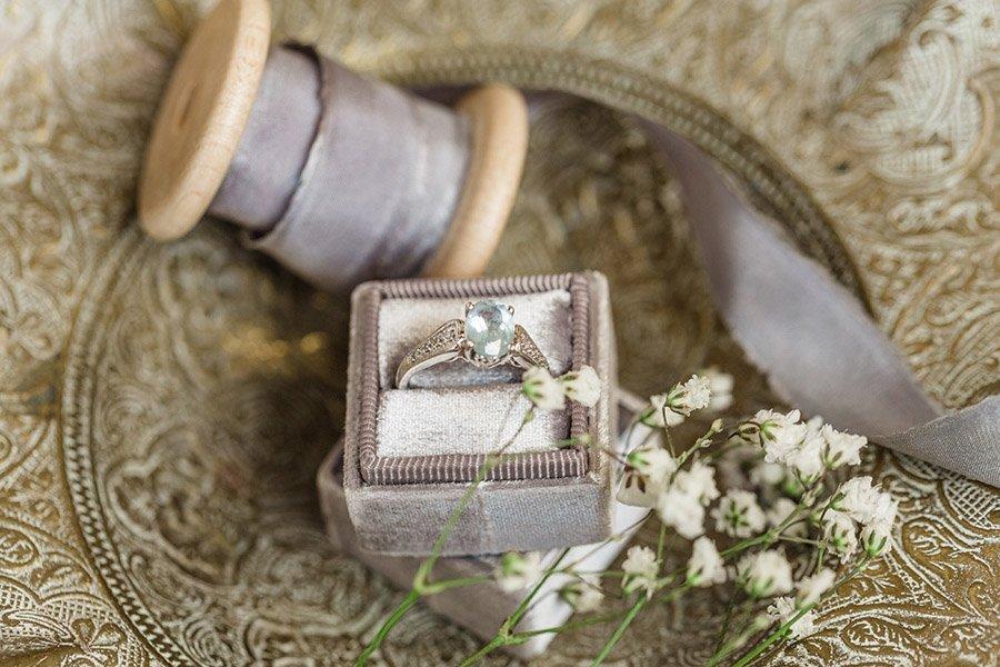 ALGO AZUL... bodas-decoracion-azul