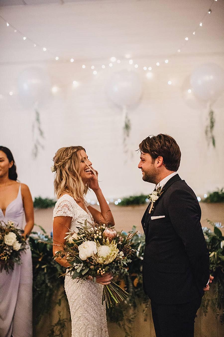 LAURA & BRICE: FELICIDAD bodas-reales