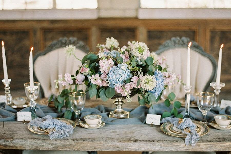 ALGO AZUL... decoracion-boda-azul