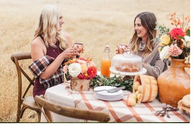 PICNIC DE OTOÑO otoño-picnic