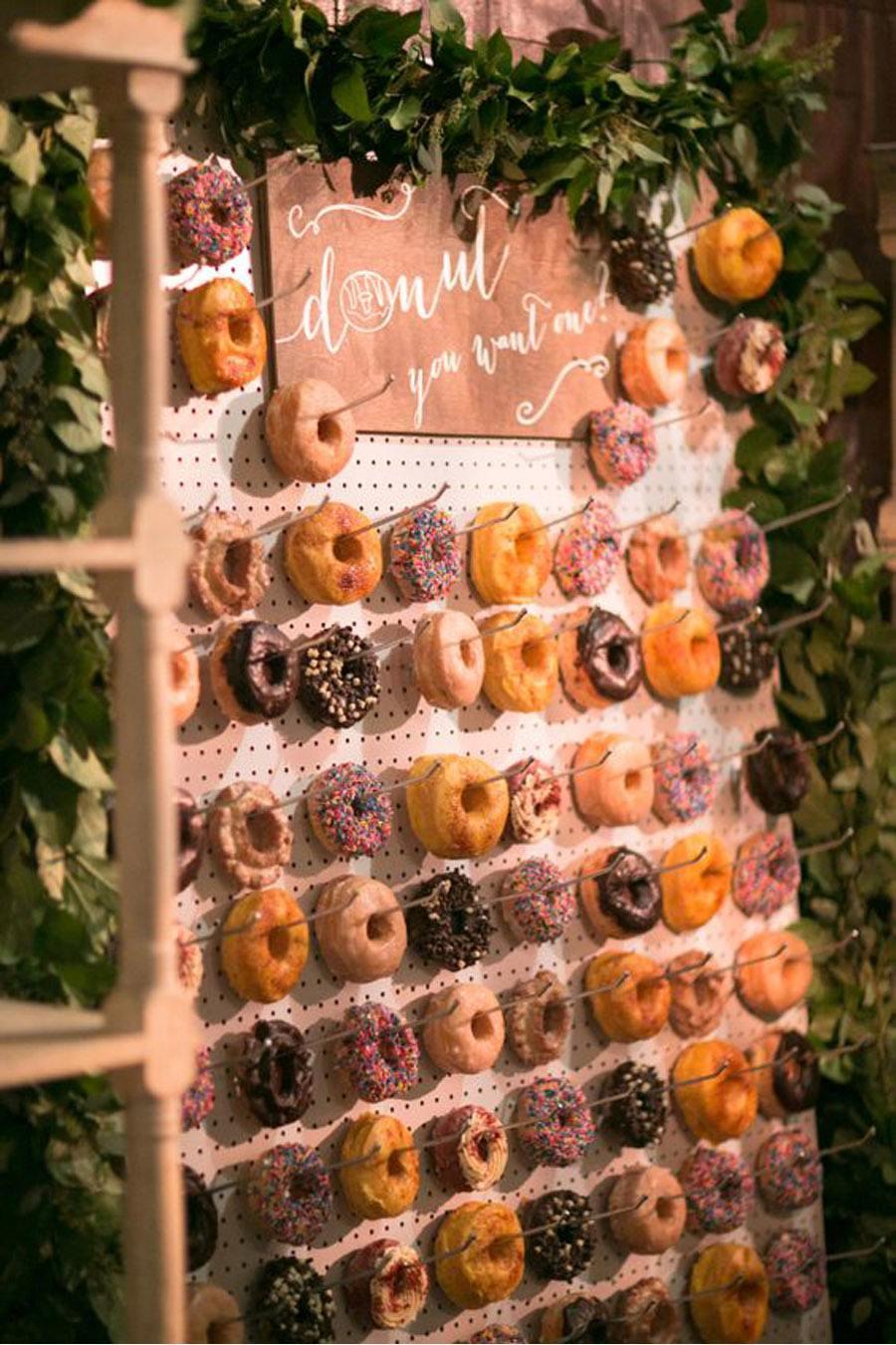 DONUT BAR bar-donuts
