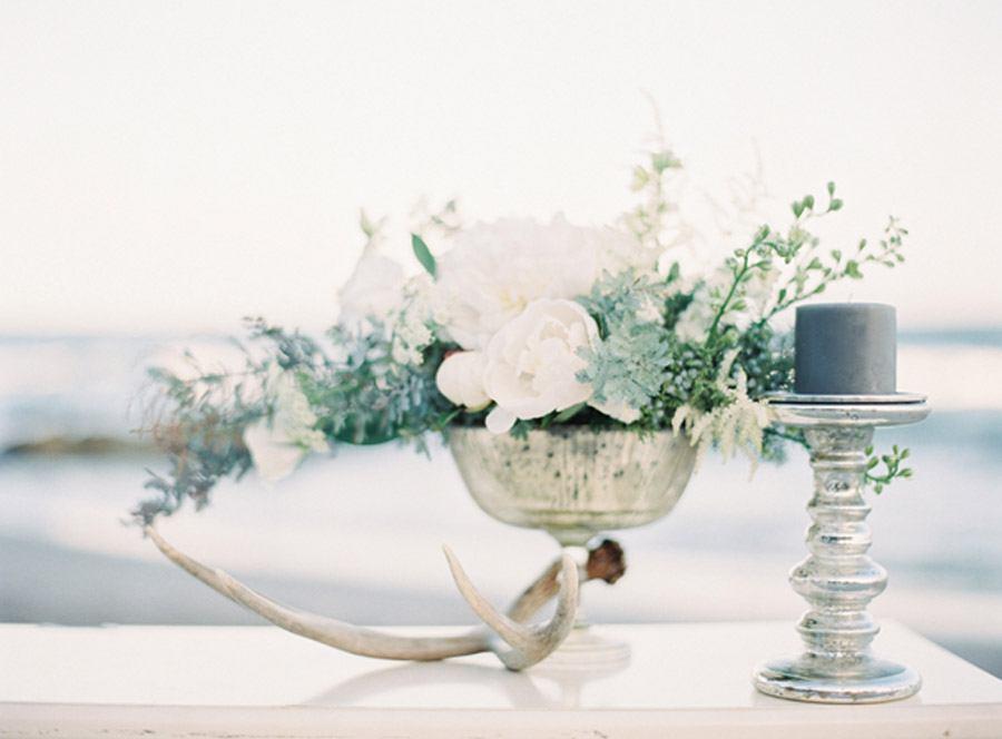 INSPIRACIÓN: AZUL OCÉANO boda-azul-decoracion