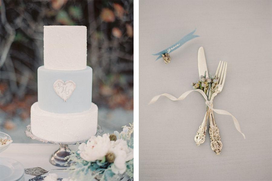 INSPIRACIÓN: AZUL OCÉANO boda-azul-invierno