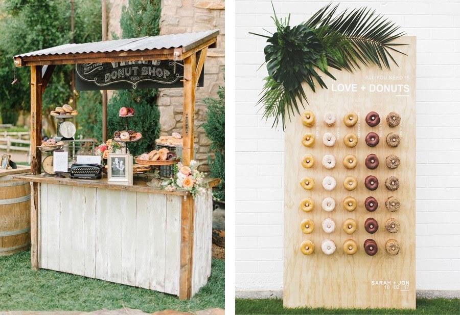 DONUT BAR boda-donuts-bar