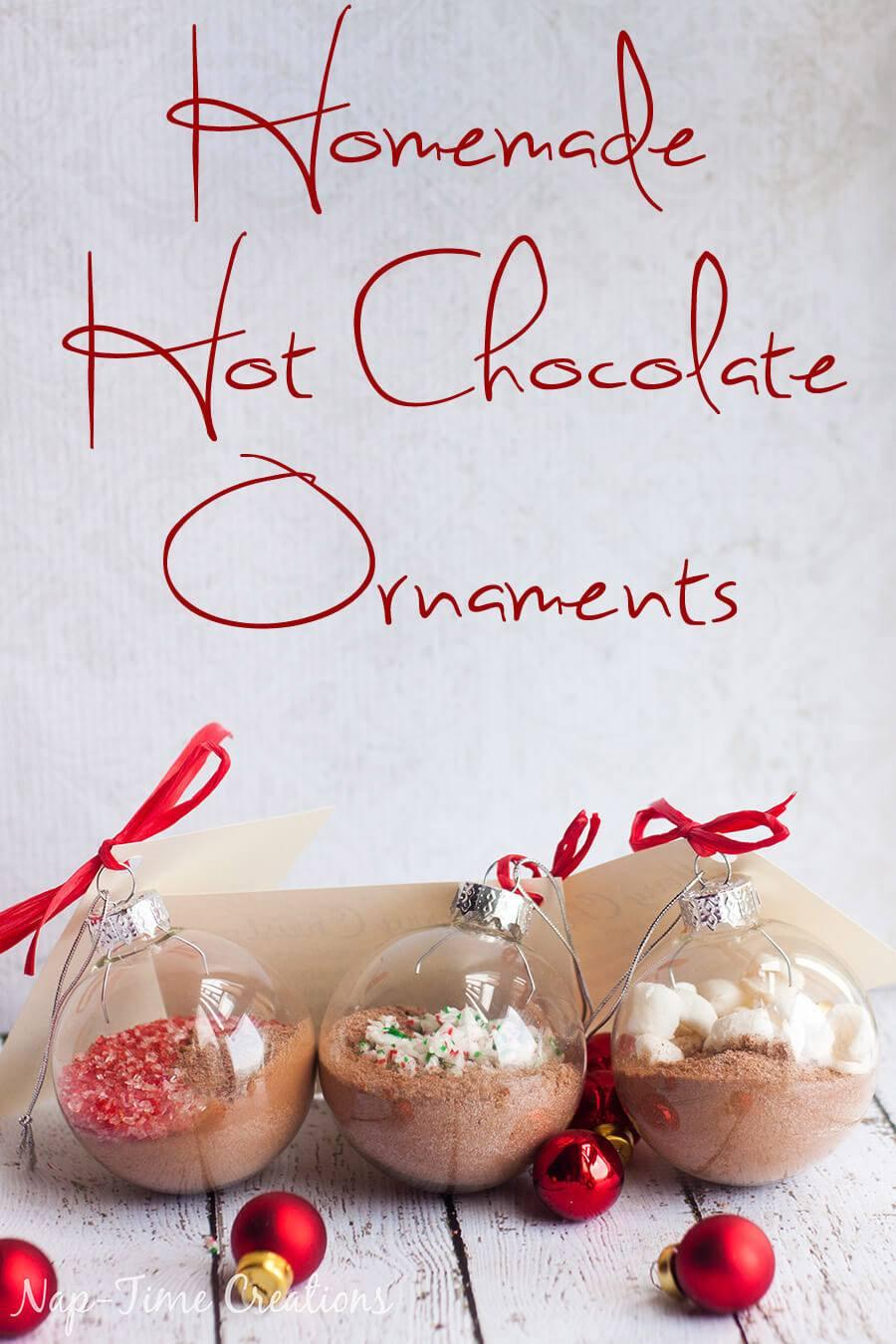DIY: BOLAS DE NAVIDAD CON CHOCOLATE CALIENTE boda-invierno-regalo