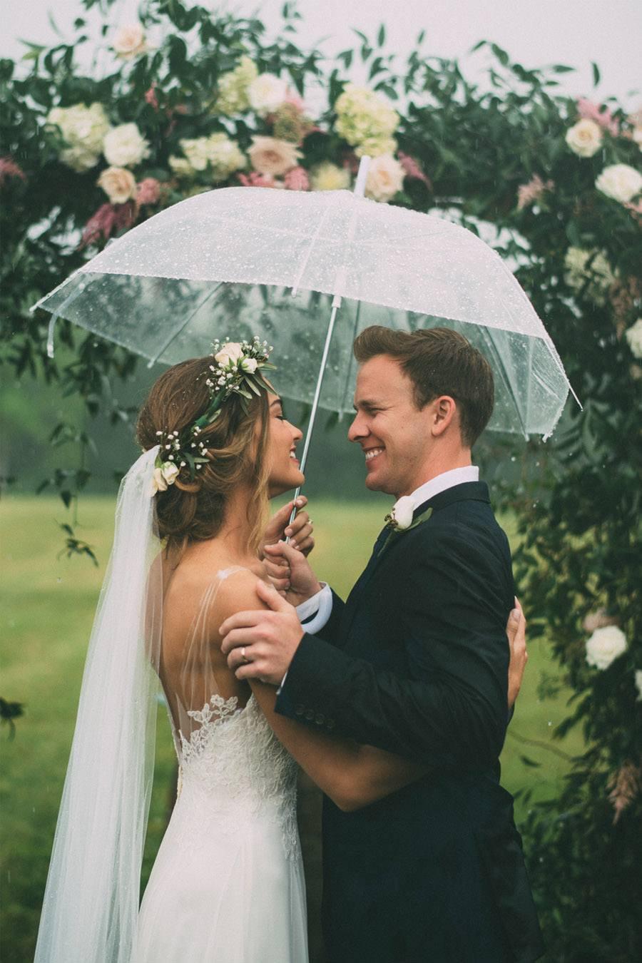 BODA LLUVIOSA, NOVIA DICHOSA boda-otoño