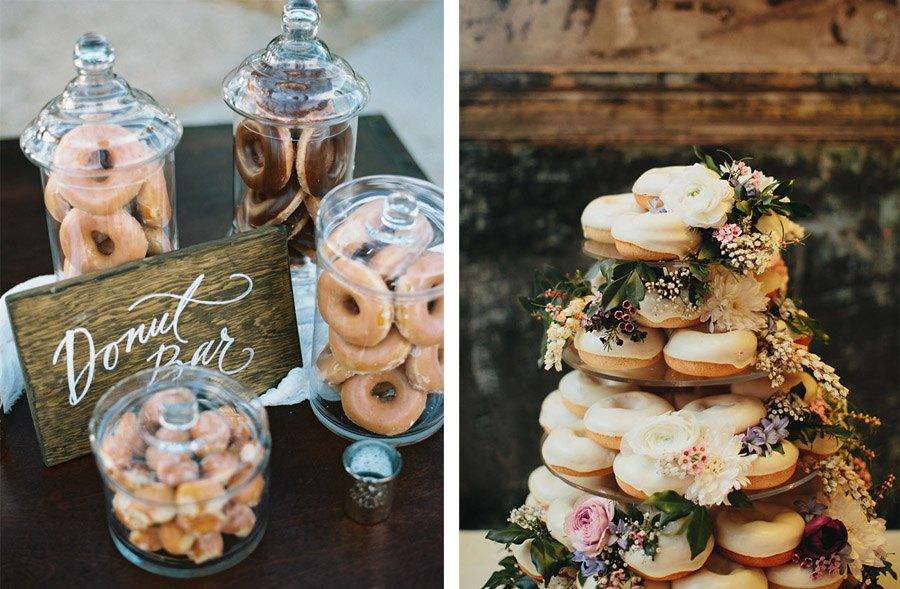 DONUT BAR bodas-donuts-bar