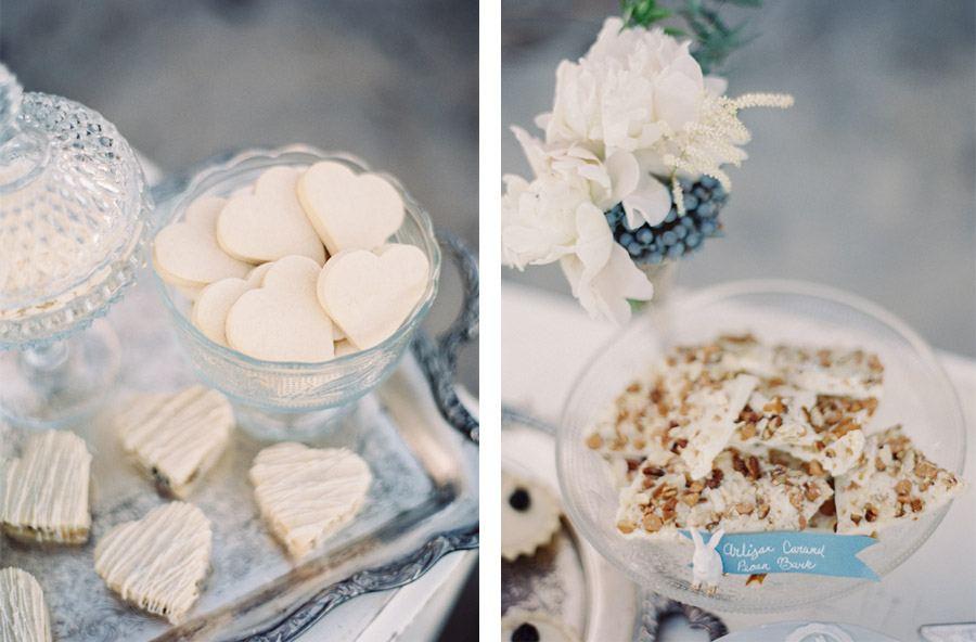 INSPIRACIÓN: AZUL OCÉANO decoracion-boda-azul