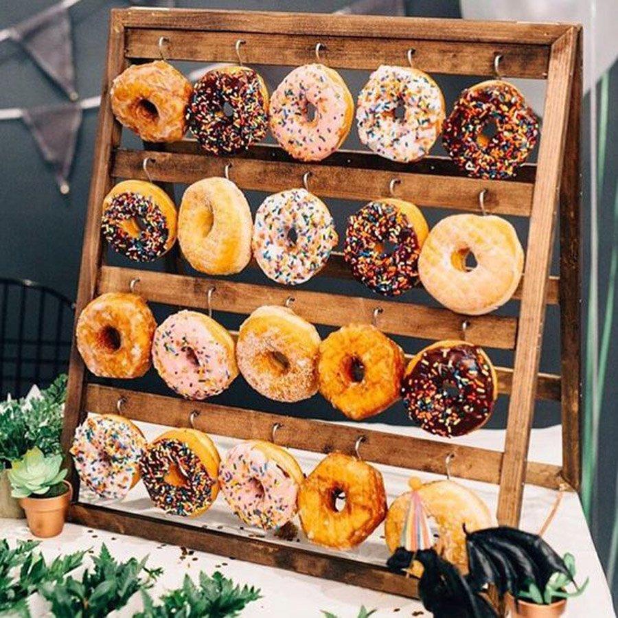 DONUT BAR donut-bar-de-boda