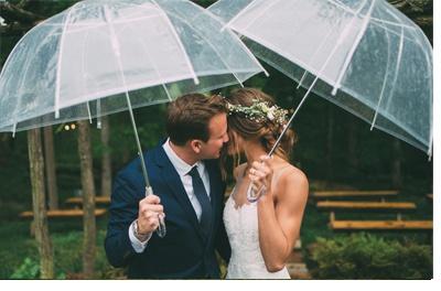 BODA LLUVIOSA, NOVIA DICHOSA lluvia-boda