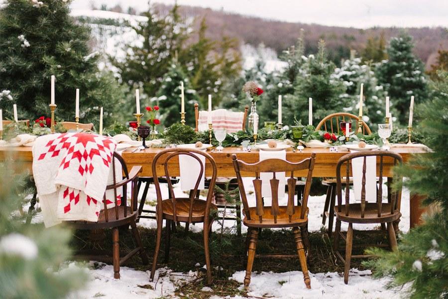 INSPIRACIÓN DE MESA NAVIDEÑA mesa-boda-invierno-1