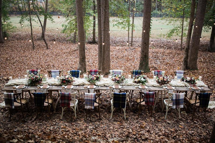 UNA CÁLIDA BODA DE INVIERNO mesa-boda-invierno