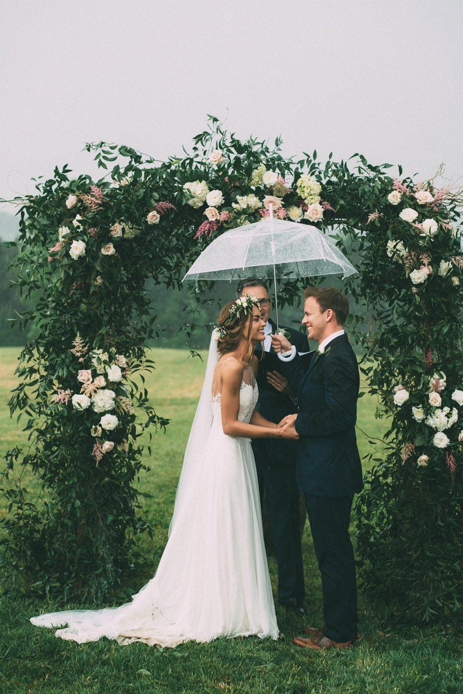 BODA LLUVIOSA, NOVIA DICHOSA otoño-boda