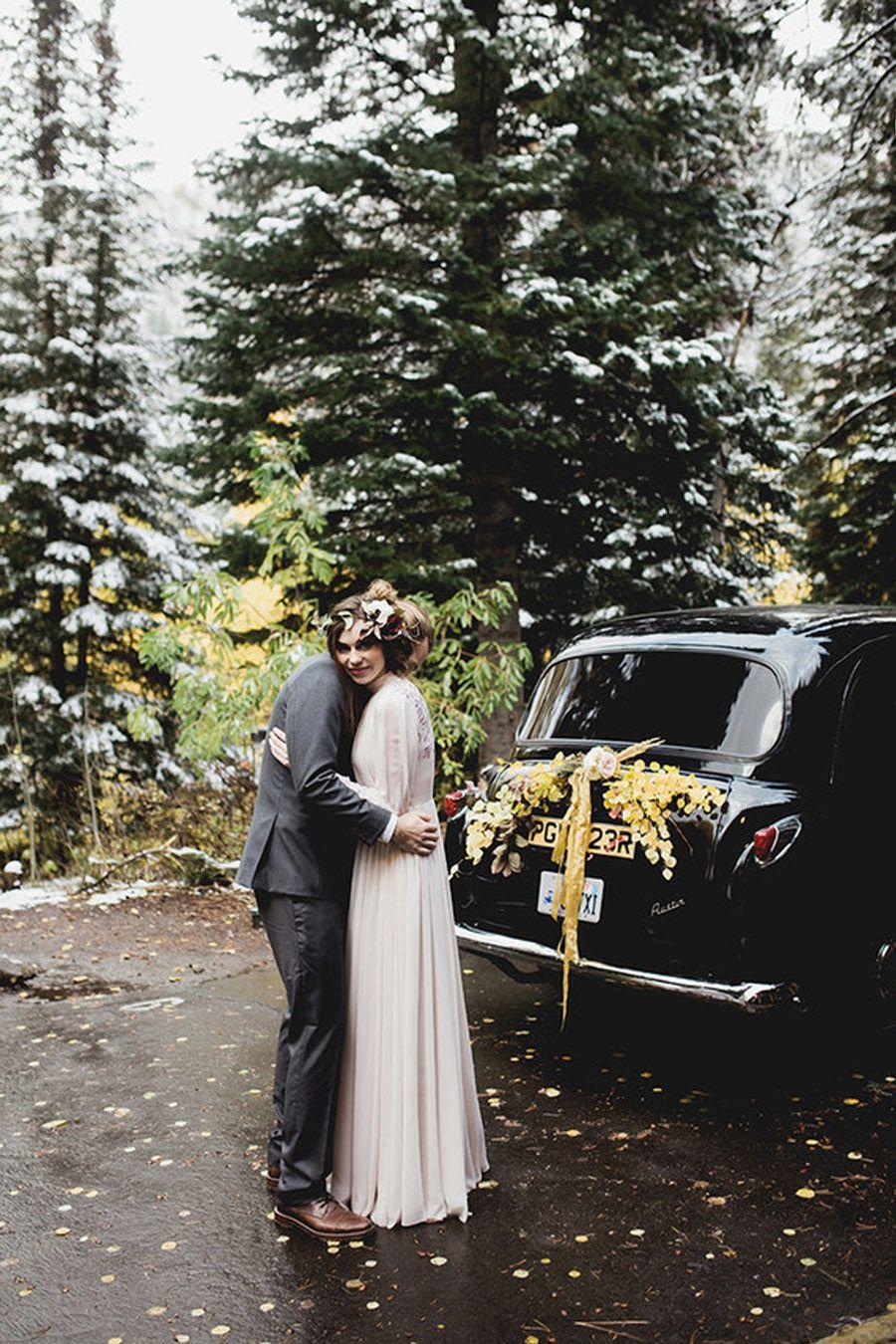 UNA BODA DE INVIERNO EN LA MONTAÑA boda-de-invierno
