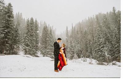 ÍNTIMA BODA DE INVIERNO boda-intima-invierno