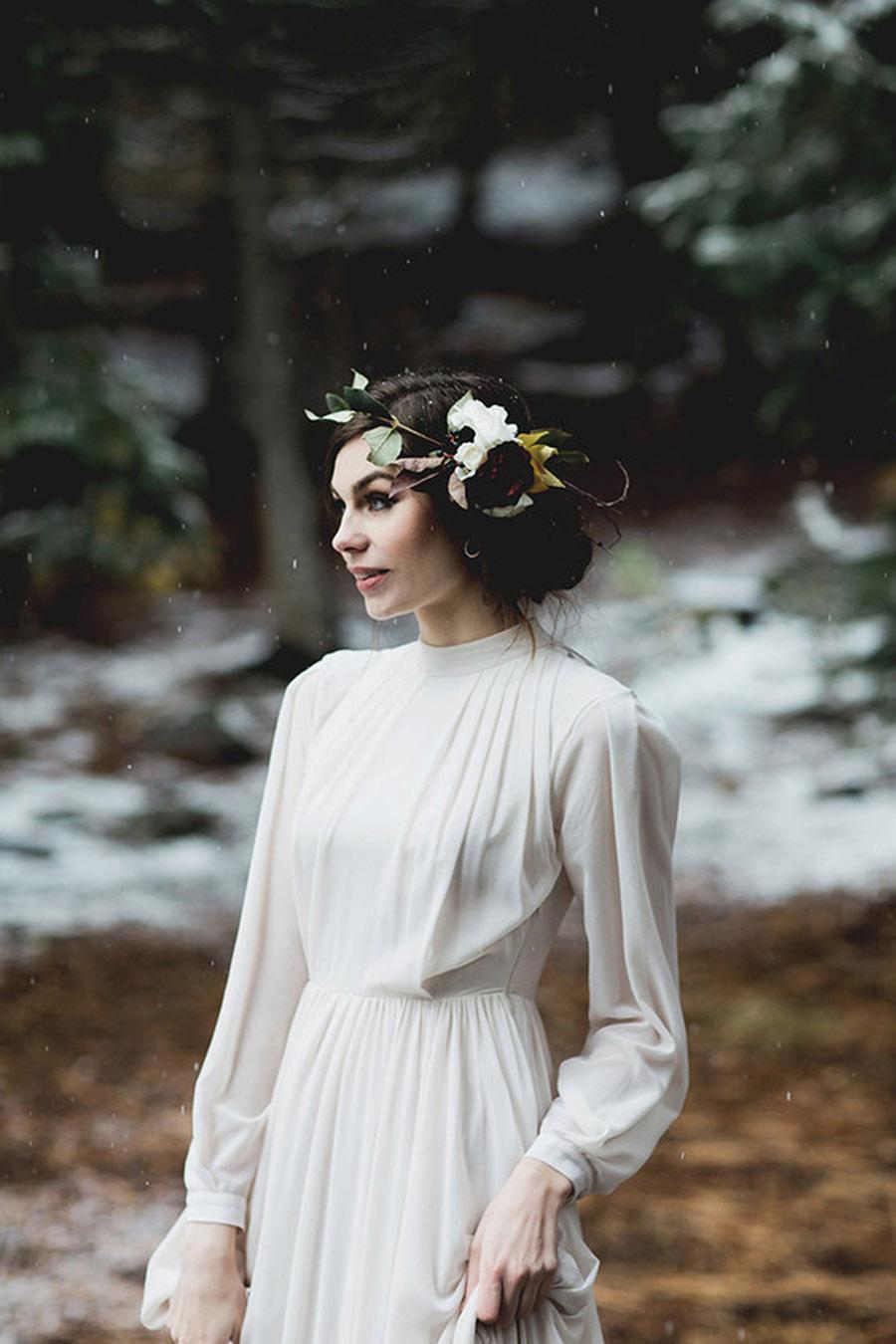 UNA BODA DE INVIERNO EN LA MONTAÑA boda-invierno