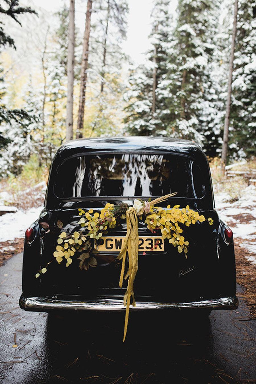 UNA BODA DE INVIERNO EN LA MONTAÑA bodas-de-invierno