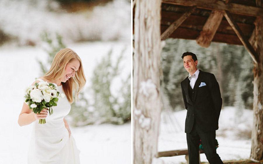 ÍNTIMA BODA DE INVIERNO bodas-nieve