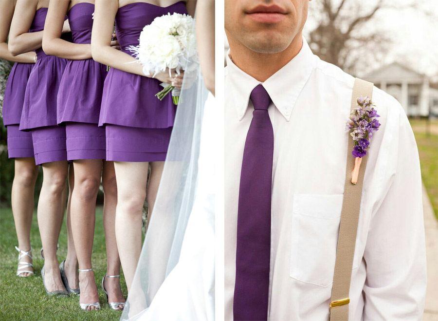 PANTONE ULTRA VIOLET, EL COLOR DEL 2018 - Blog de bodas de Una Boda ...